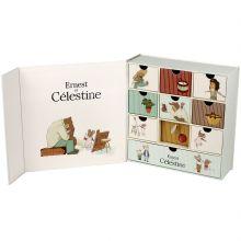 Coffret souvenirs musical Ernest et Célestine  par Trousselier