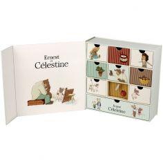 Coffret souvenirs musical Ernest et Célestine
