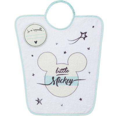 Bavoir élastique Mickey  par Babycalin