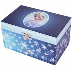 Boîte à bijoux musicale Elsa La Reine des Neiges