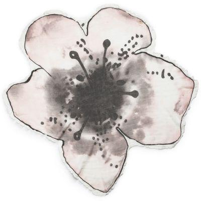 Lange Embedding Bloom Pink (80 x 80 cm)  par Elodie