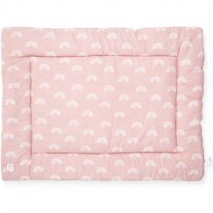 Tapis de jeu Rainbow blush rose (80 x 100 cm)