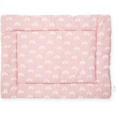 Tapis de jeu Rainbow blush rose (80 x 100 cm)