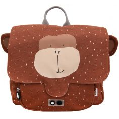 Cartable maternelle singe Mr. Monkey