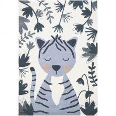 Tapis rectangulaire tigre Linxy (120 x 170 cm)
