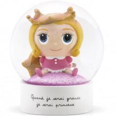 Boule à neige Princesse