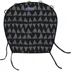 Protection pour poussette Dooky Design Tribal noir