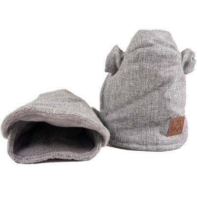 Moufles pour poussette Cooly gris clair Kaiser