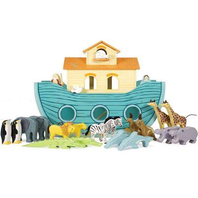 Grande Arche de Noé en bois  par Le Toy Van