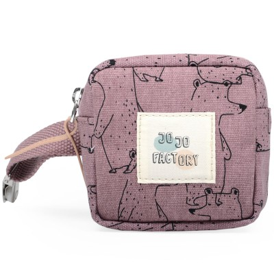 Range sucette ours Pink bear  par Jojo Factory