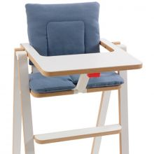 Coussin chaise haute Blue Velvet  par SUPAflat