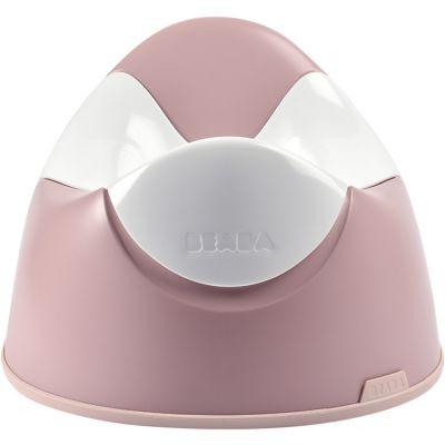 Pot bébé ergonomique Old pink  par Béaba