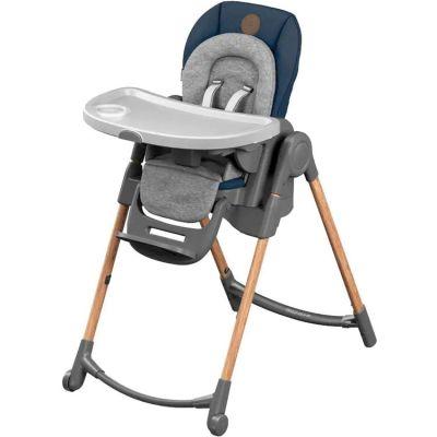 Chaise haute évolutive Minla Essential bleue  par Bébé Confort