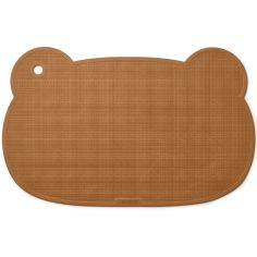 Tapis de baignoire Mr Bear Sailor moutarde