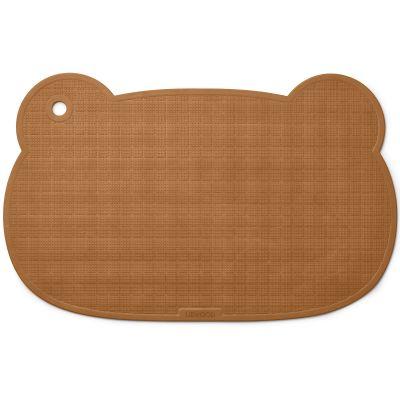 Tapis de baignoire Mr Bear Sailor moutarde Liewood