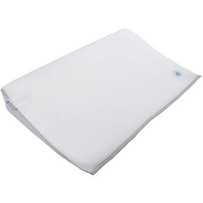 Plan incliné 15° maille 3D Confort 3D blanc (pour berceau 40 x 80 cm ) Doux Nid Nova