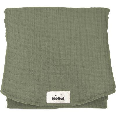 Tapis à langer vert amande  par BEBEL