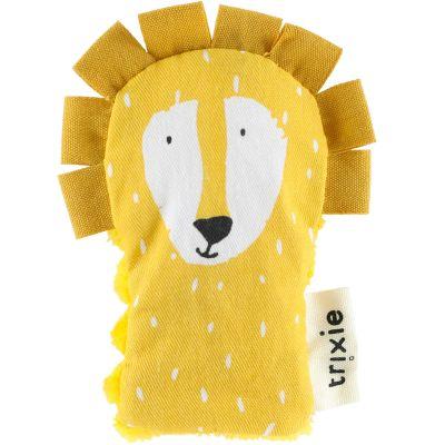 Marionnette à doigt Mr. Lion  par Trixie