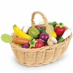 Panier de 24 fruits et légumes