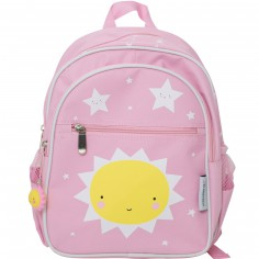 Sac à dos enfant Miss Sunshine rose