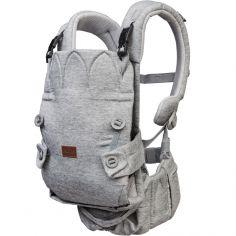 Porte bébé Najell avec assise gris