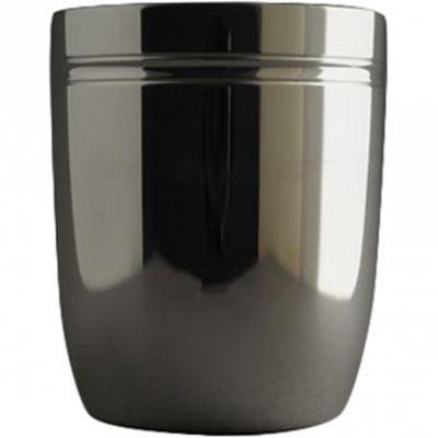 Timbale tonneau Filets personnalisable (métal argenté)  par Aubry-Cadoret