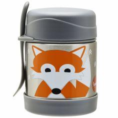 Thermos alimentaire avec fourchette Renard (350 ml)