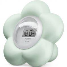 Thermomètre numérique Fleur