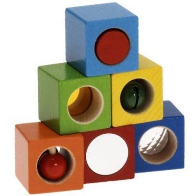 Cubes d'éveil Haba