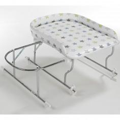 Table de bain Varix étoiles