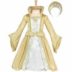 Robe de comtesse royale (6-8 ans)