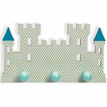 Porte-manteau Château Arthur  par Djeco