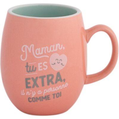 Mug Maman, tu es extra (365 ml)