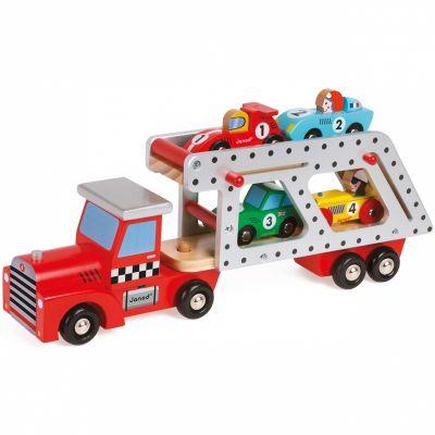 Camion transporteur  par Janod