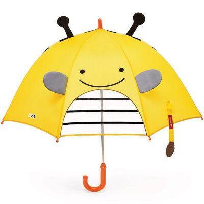 Parapluie Zoo abeille jaune   par Djeco