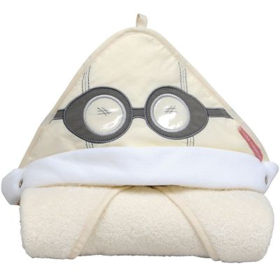 Cape de bain Mini-Express (75 x 75 cm)  par Little Crevette