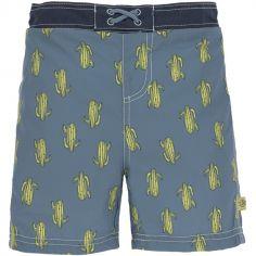 Maillot de bain short Splash & Fun Cactus (12 mois)