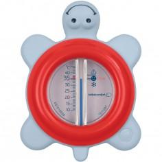 Thermomètre de bain tortue corail