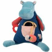 Hippopotame d'activités Les Papoum - Moulin Roty