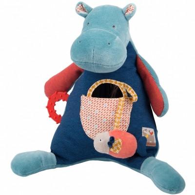 Hippopotame d'activités Les Papoum  par Moulin Roty