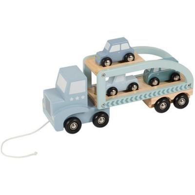 Camion en bois Mixed stars mint (41 x 17 cm)  par Little Dutch