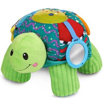 Peluche d'activités Cache-cache tortue 2 en 1  par VTech