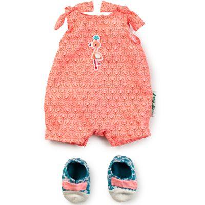Pyjama + chaussons pour poupon Anaïs (36 cm)  par Lilliputiens