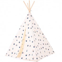 Tente tipi Phoenix Night blue eclipse Natural