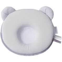 Coussin anti tête plate P'tit Panda Air+ gris