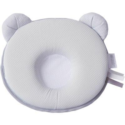 Coussin anti tête plate P'tit Panda Air+ gris  par Candide
