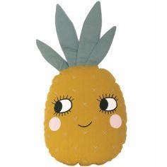 Coussin ananas (41 x 32 cm)