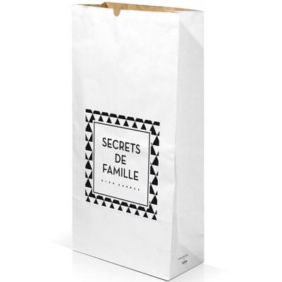 Sac en papier Secrets de famille