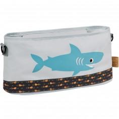 Sac à poussette Casual Pochette Buggy Requin océan