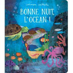 Livre Bonne nuit, l'océan !